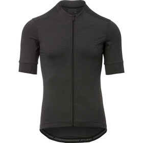 Giro New Road Jersey Men charcoal heather